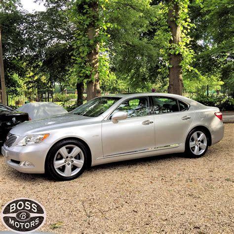Lexus Ls 460 Se-l 4.6 V8 Lwb Luxury Limousine