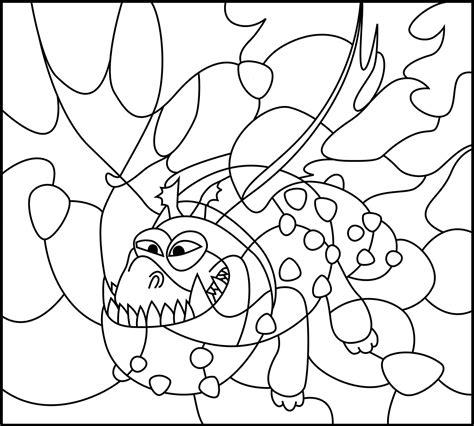 Kleurplaat Tandloos by Kleurplaten Dreamworks Animation S Hoe Tem Je Een Draak 2
