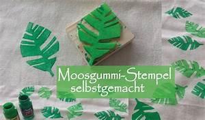 Stempelkissen Selber Machen : selbstgemacht stempel aus moosgummi muttis n hk stchen ~ Frokenaadalensverden.com Haus und Dekorationen