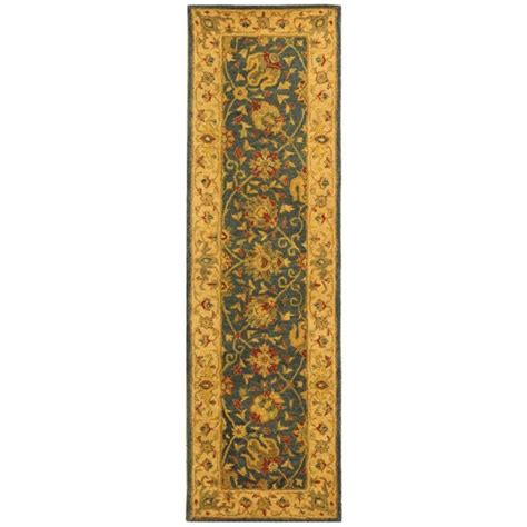 Safavieh Rugs Costco by Safavieh Antiquity Blue 2 Ft X 8 Ft Runner Rug At21e 28