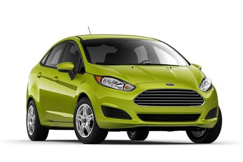 2019 Ford Fiesta Se Sedan  Model Details & Specs Fordcom