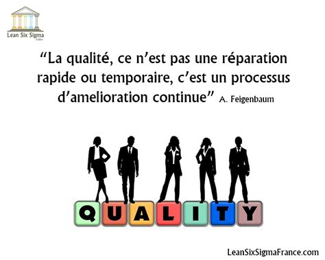 Citations Sur La Qualité Leansixsigmafrancecom