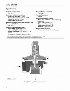 289 Relief Valve Instruction Manual By Rmc Process