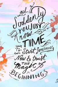 Quotes About Starting Something New. QuotesGram