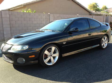 2006 Pontiac Gto**low Miles**6 Speed**all Stock
