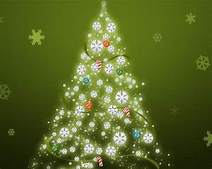 1280x1024 Simple christmas tree desktop PC and Mac wallpaper
