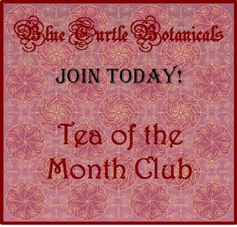 tea of the month club gaia s gifts tea of the month club