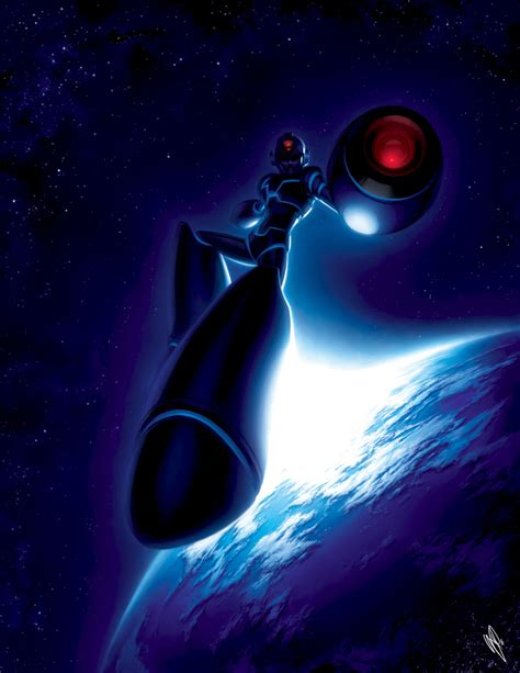 Mega Man X By Warrenlouw On Deviantart