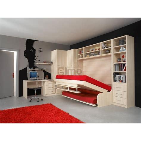 meuble cuisine avec table escamotable meuble lit autoporteur 140 x 190 campus toute notre