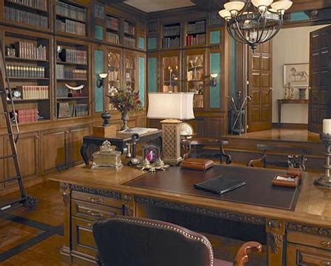 interior design advice for home office and library designs