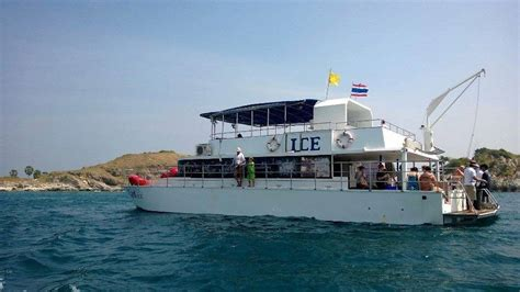 Party Boat Ta by Pattaya Yacht Charters Party Boats Ice