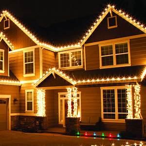Outdoor, Christmas, Lights