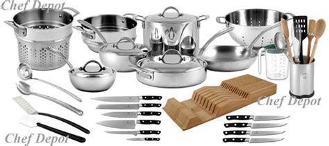 Pot & Pan Sets, Cookware, Stock Pots, Professional