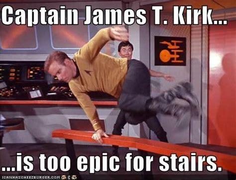 Kirk Meme - james t kirk memes and james d arcy on pinterest