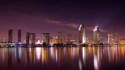 Skyline Diego San Wallpapers Resolution 4k Laptop