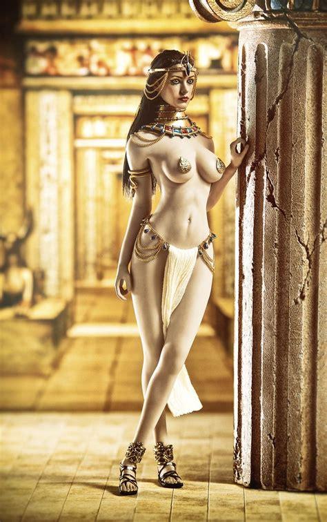 Egyptian Princess Blazerbandit