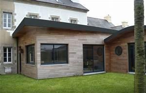 Cout Agrandissement Maison : id es extension maison ~ Premium-room.com Idées de Décoration