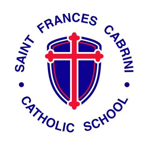 frances cabrini catholic school 859 | New SFC Logo