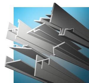 acm wall panel extrusions saf southern aluminum finishing