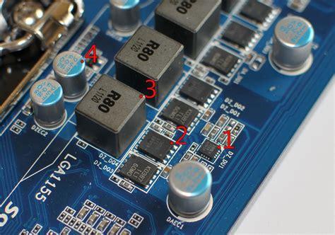 circuits d 39 alimentations phases comparatif de cartes