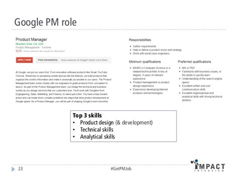 Resume Scanner Test by How To Get A Product Manager
