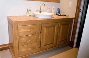 best vanite salle de bain bois images awesome interior With armoire miroir salle de bain bois
