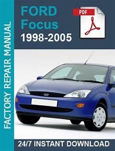 Ford Focus 2000 2001 2002 2003 2004 2005 2006 2007 Manual