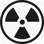 Icon Hazard Safety Risk Radioactivity Danger Icons