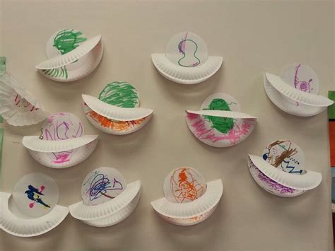 paper plates used to make planets with rings solar system 726 | 34a47fdc0b7dd73fb2ca107f86481866 preschool projects preschool planets crafts