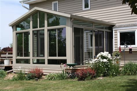 Cost Of Sunroom by Sunroom Photos Gallery Sunrooms Se Wisconsin