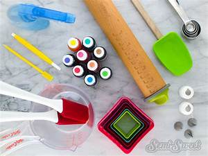A Beginner's Guide to Cookie Decorating Supplies - Semi