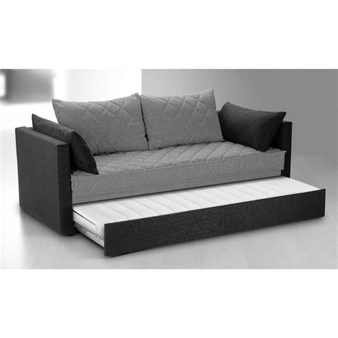 canapé lit canapé lit gigogne créteil meubles et atmosphère