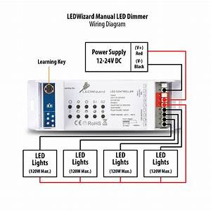 Led Dimmer Wiring Diagram