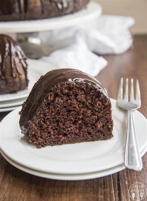 chocolate bundt cake  mother  daughter