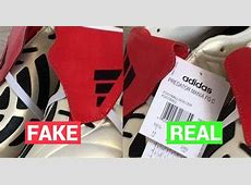 Fake vs Real Adidas Predator Remake Boots What Are The