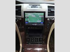 Cadillac Escalade gets Restyled with an Alpine X008U Car