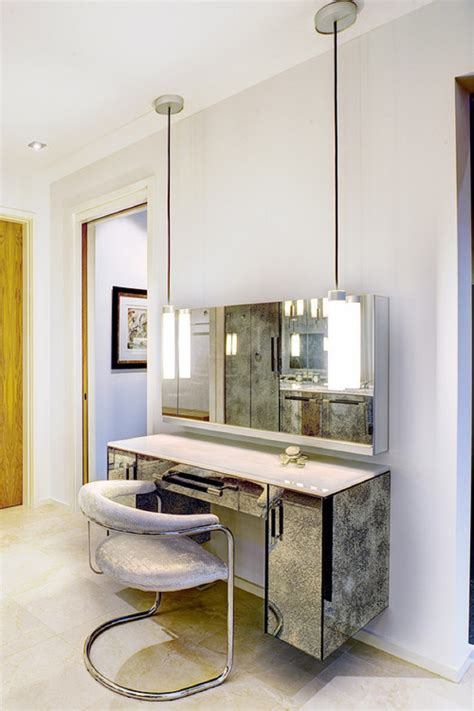 Modern Bathroom Makeup Vanity by 18 Stunning Bedroom Vanity Ideas