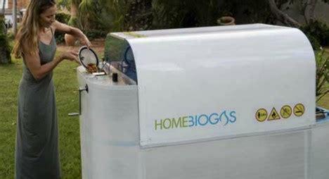 backyard biofuel home converter reuses organic waste