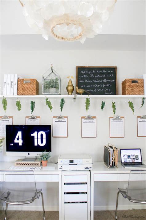office organization ideas  minimalist checklist house mix