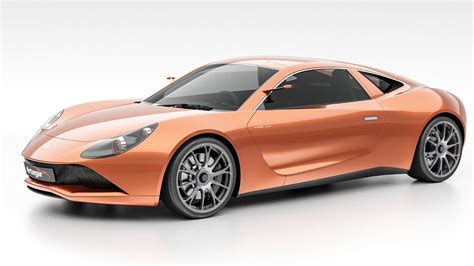 1020hp Artega Scalo Superelletra Ev Is 2 Years Away But