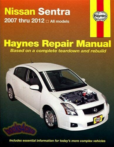 chilton car manuals free download 1996 nissan sentra instrument cluster shop manual sentra service repair nissan book haynes chilton ebay