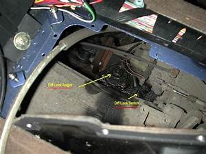 Center Diff Lock Switch - Land Rover Forums