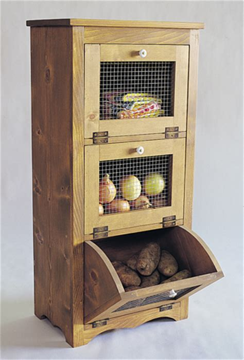 chests storage bins wood plan