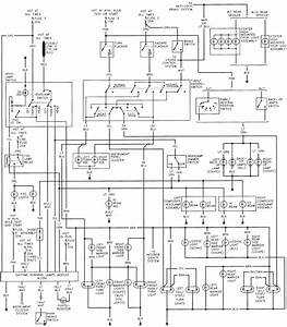 Mazda 626 Turn Signal Wiring Diagram