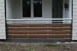 werzalit balkon balkongeländer alu werzalit loggia profilbretter balkon winterberg markt de 8528166