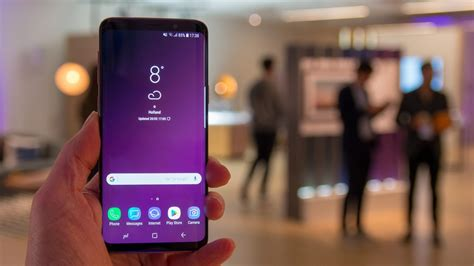 samsung galaxy s9 review is it better than the oneplus 6 your mobile