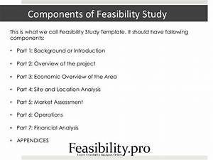 Feasibility study template for Real estate feasibility study template