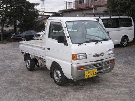 suzuki carry pickup suzuki carry kc 4wd pick up photos news reviews specs
