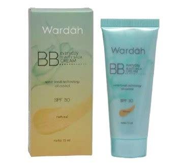 Review Bb Cream Wardah Untuk Kulit Berminyak Dan Berjerawat Tutorial Cara Make Up Harga Kosmetik