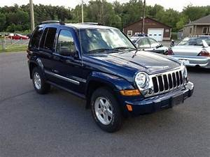 Buy Used 2005 Jeep Liberty Limited Crd Diesel Mechanics